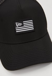 New Era - NEW ERA US TRUCKER - Gorra - black
