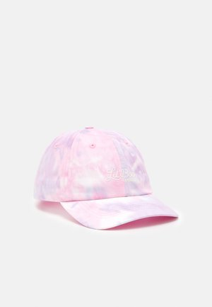 DAD  TIE DIE UNISEX - Cap - pink/light blue