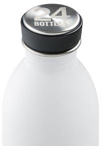 24Bottles - TRINKFLASCHE URBAN BOTTLE PASTEL STEEL - Other accessories - ice white - 1