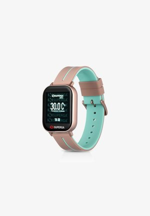 Smartwatch - pink/turquoise