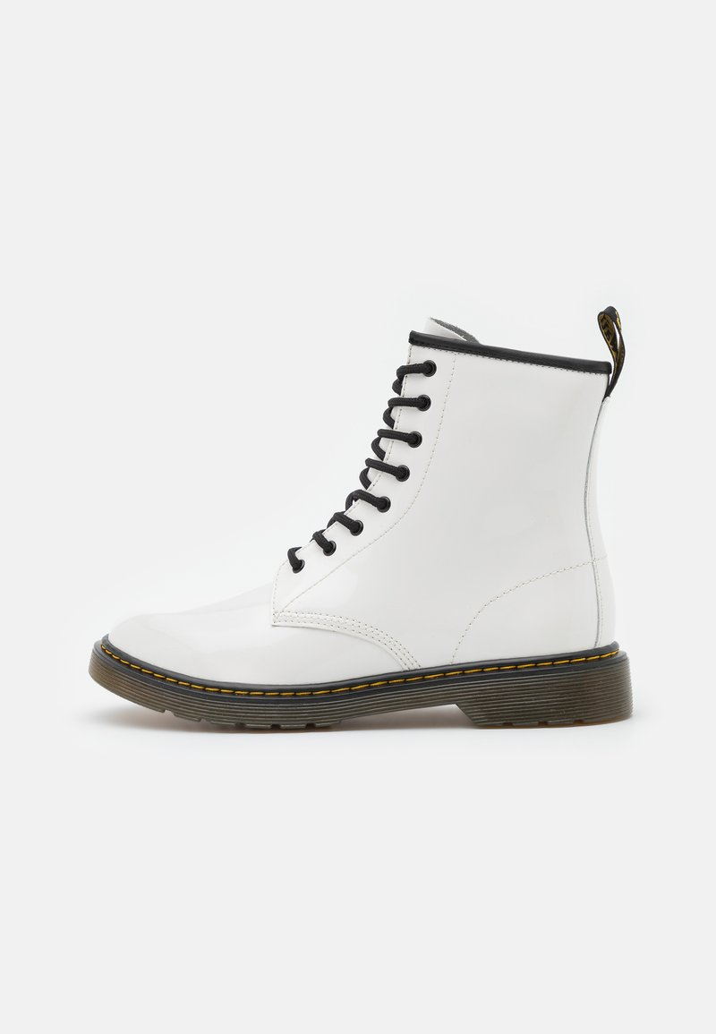 Dr. Martens - 1460 - Lace-up ankle boots - white