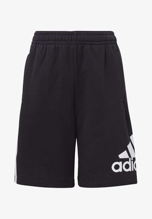 MUST HAVES BADGE OF SPORT SHORTS - Pantalón corto de deporte - black