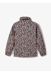 Name it - Light jacket - darkest spruce - 4