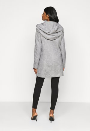VMVERODONA JACKET - Classic coat - light grey