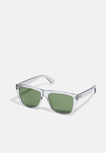 UNISEX - Sunglasses - grey/green