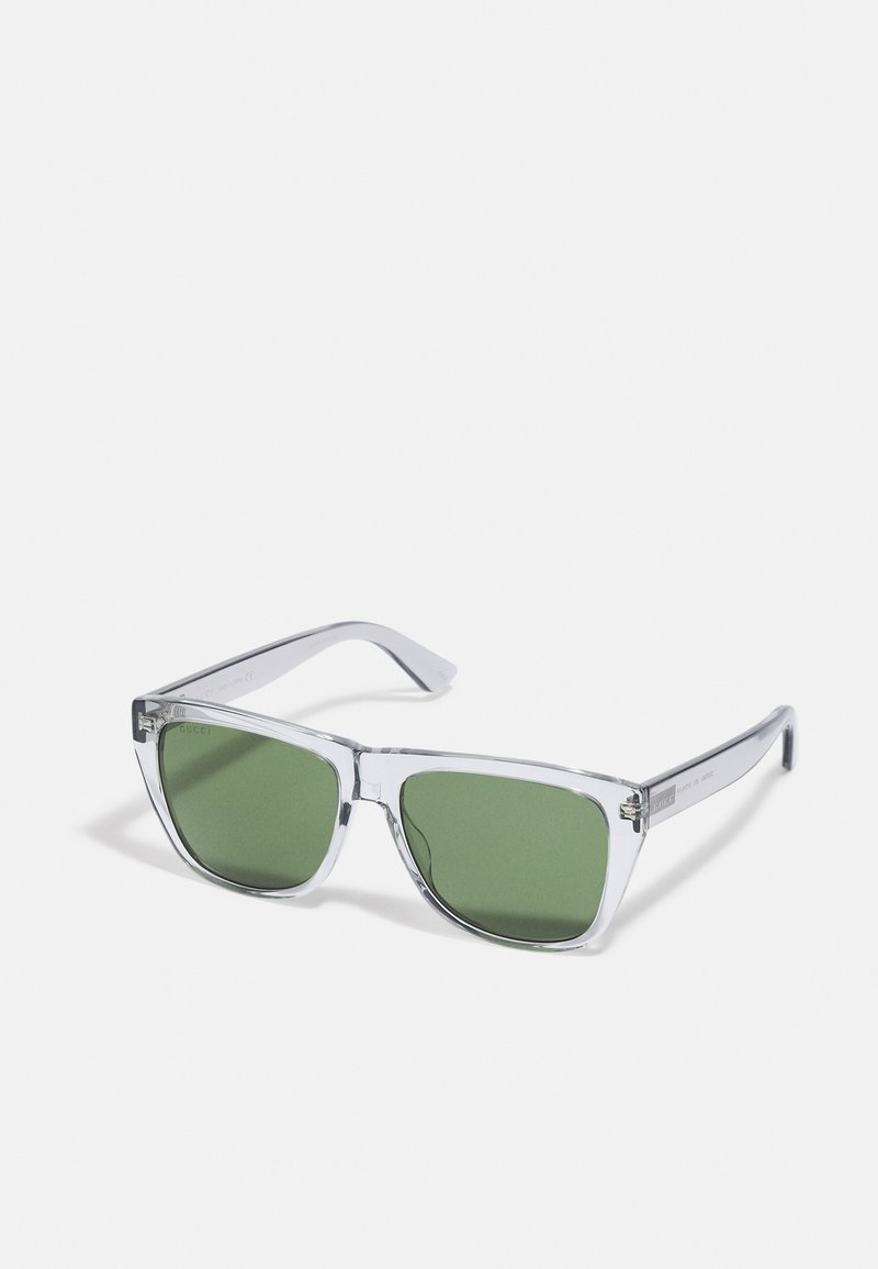 Gucci - UNISEX - Sunglasses - grey/green