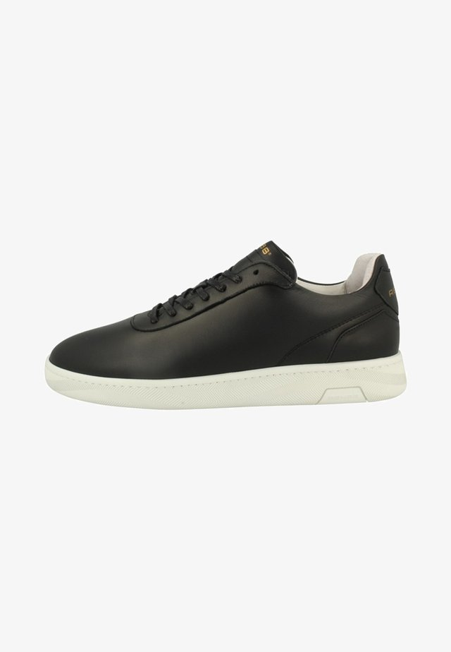 ZACK LTHR - Trainers - black