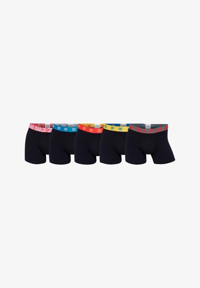 CRISTIANO RONALDO CR7 5 PACK - Pants - black
