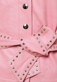Ibana - JANICE  - Leather jacket - marshmallow - 2
