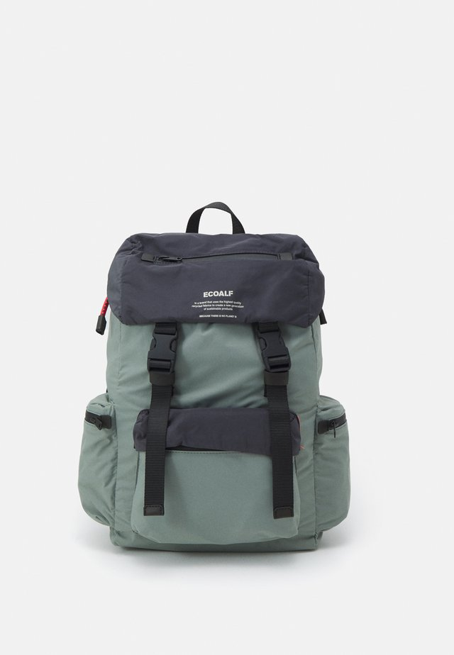 WILD SHERPA BACKPACK UNISEX - Sac à dos - washed green