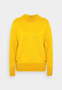 TURTLENECK - Jersey de punto - brass yellow