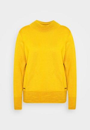 TURTLENECK - Jumper - brass yellow