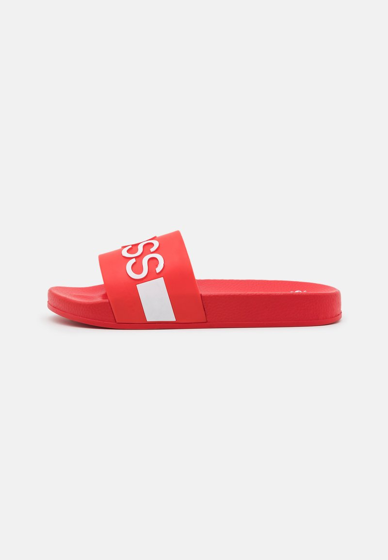 BOSS - Mules - bright red