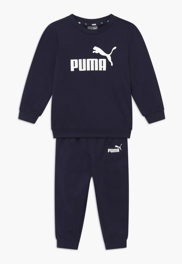 MINICATSS CREW JOGGER SET - Trainingsanzug - peacoat