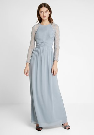 JADINE MAXI - Occasion wear - grey blue