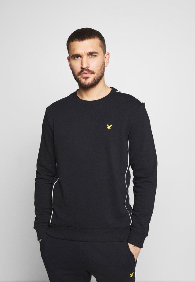 Sweatshirt - true black