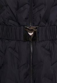 Emporio Armani - Winter coat - blu navy - 2