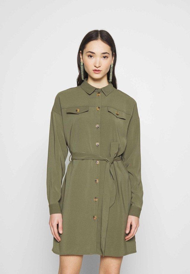 VMCOCO DRESS  - Robe chemise - ivy green