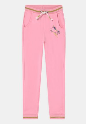 SMALL GIRLS UNICORN - Tracksuit bottoms - azalee