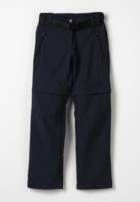 CMP - GIRL PANT - Trousers - antracite - 0