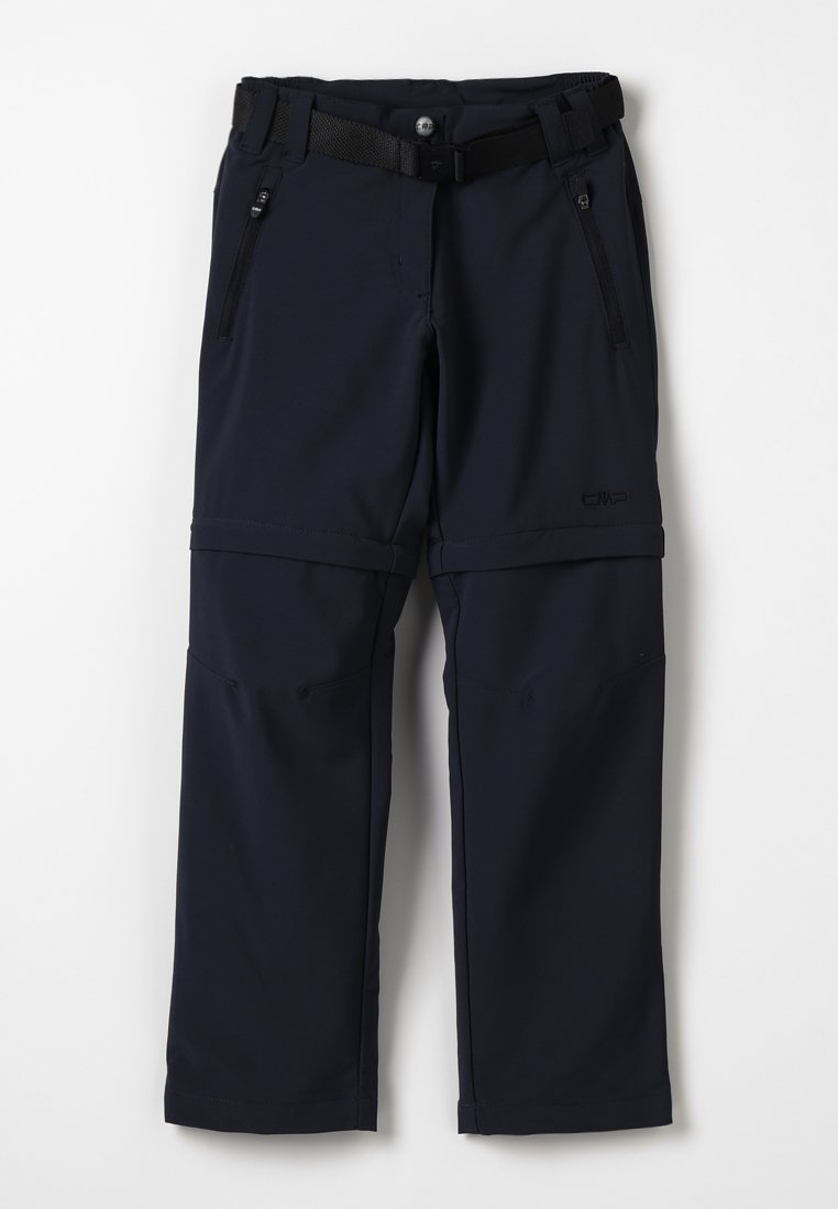 CMP - GIRL PANT - Trousers - antracite