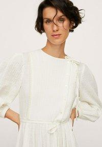 Mango - Shirt dress - ecru - 3