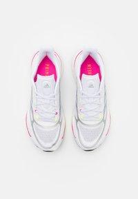 adidas Performance - SUPERNOVA +  - Zapatillas de running neutras - footwear white/halo silver/scream pink - 3