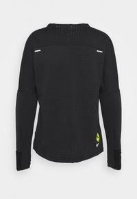 Nike Performance - SPHERE ELEMENT CREW EKIDEN - Sweatshirts - black/cyber - 6