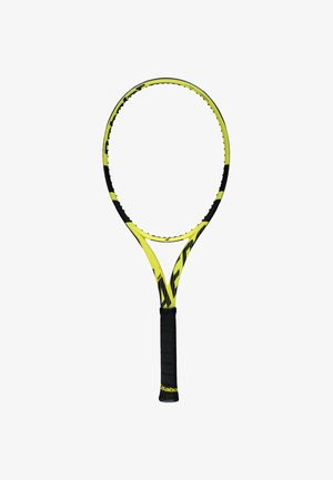 Tennis racket - black, yellow