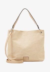 Tamaris - ANJA - Shopping bag - sand - 1