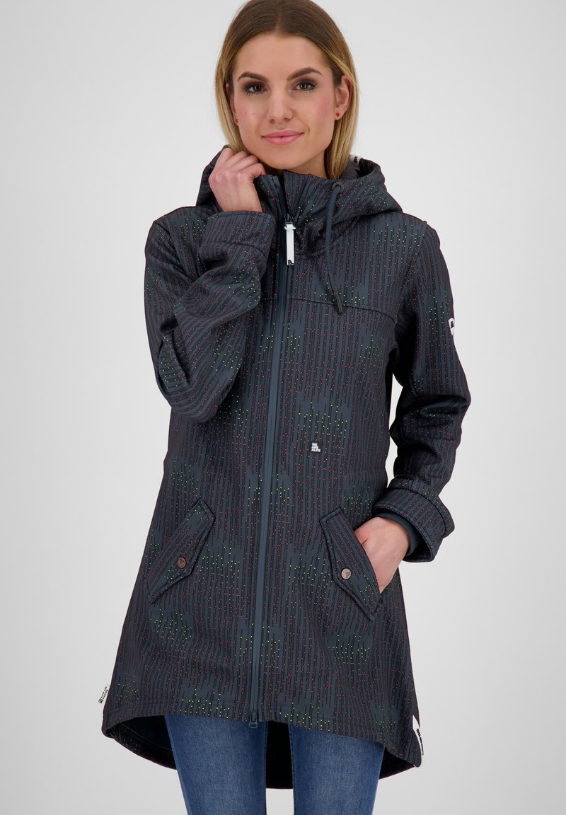 alife & kickin - Outdoor jacket - marine