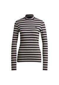adidas Originals - SPORTS INSPIRED LONG SLEEVE - Camiseta de manga larga - black/owhite - 8