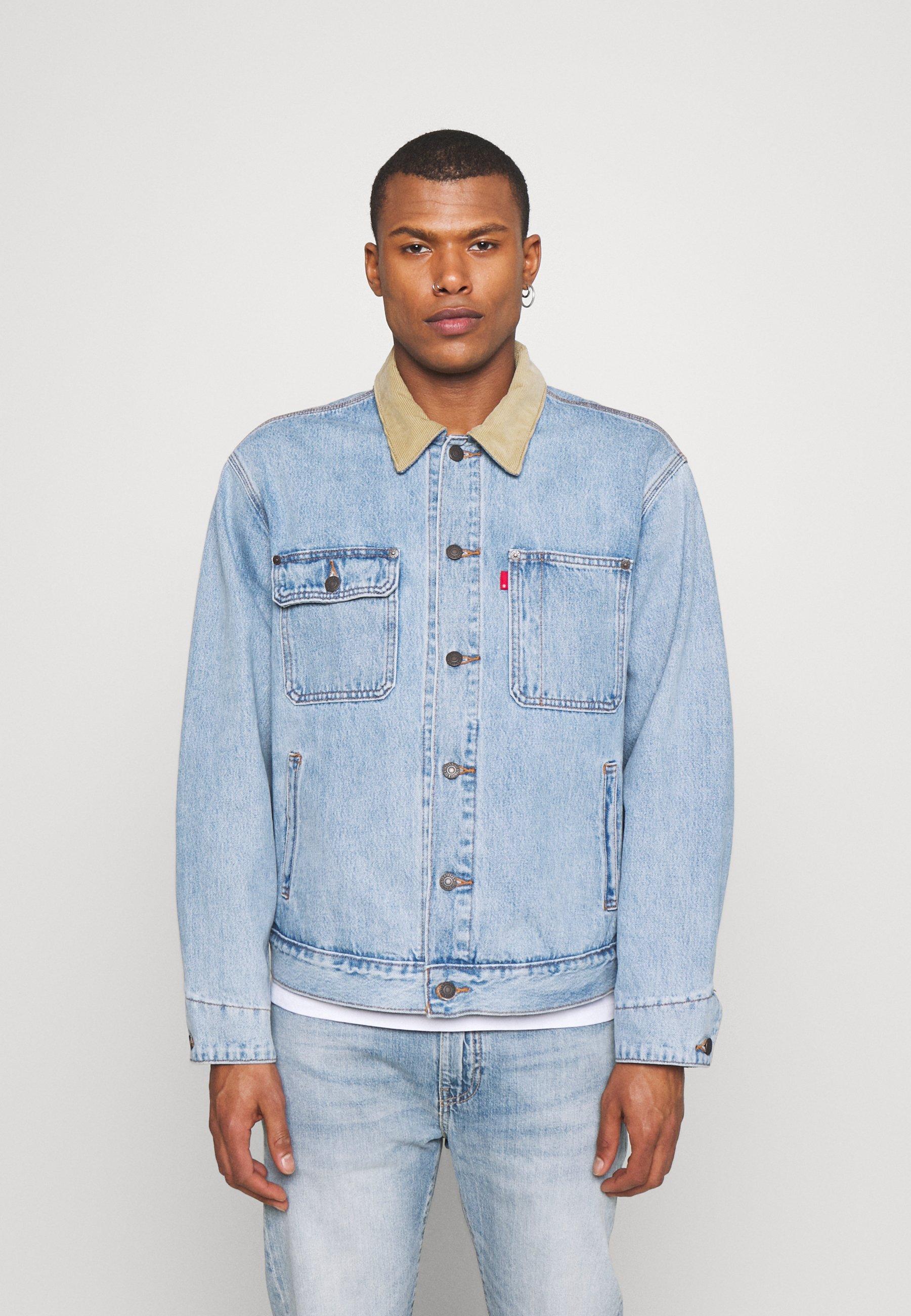 Uomo SUNSET TRUCKER - Giacca di jeans