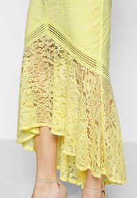 Little Mistress Tall - Společenské šaty - lemon zest - 3