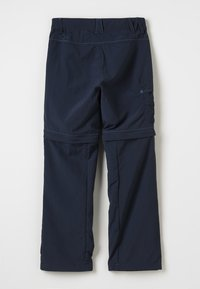Jack Wolfskin - SAFARI ZIP OFF PANTS 2-IN-1 - Outdoor trousers - night blue - 1
