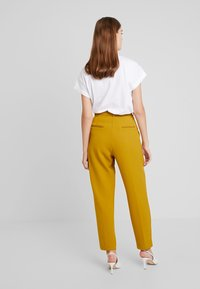 French Connection - ALIDO SUNDAE  - Trousers - citronelle - 2