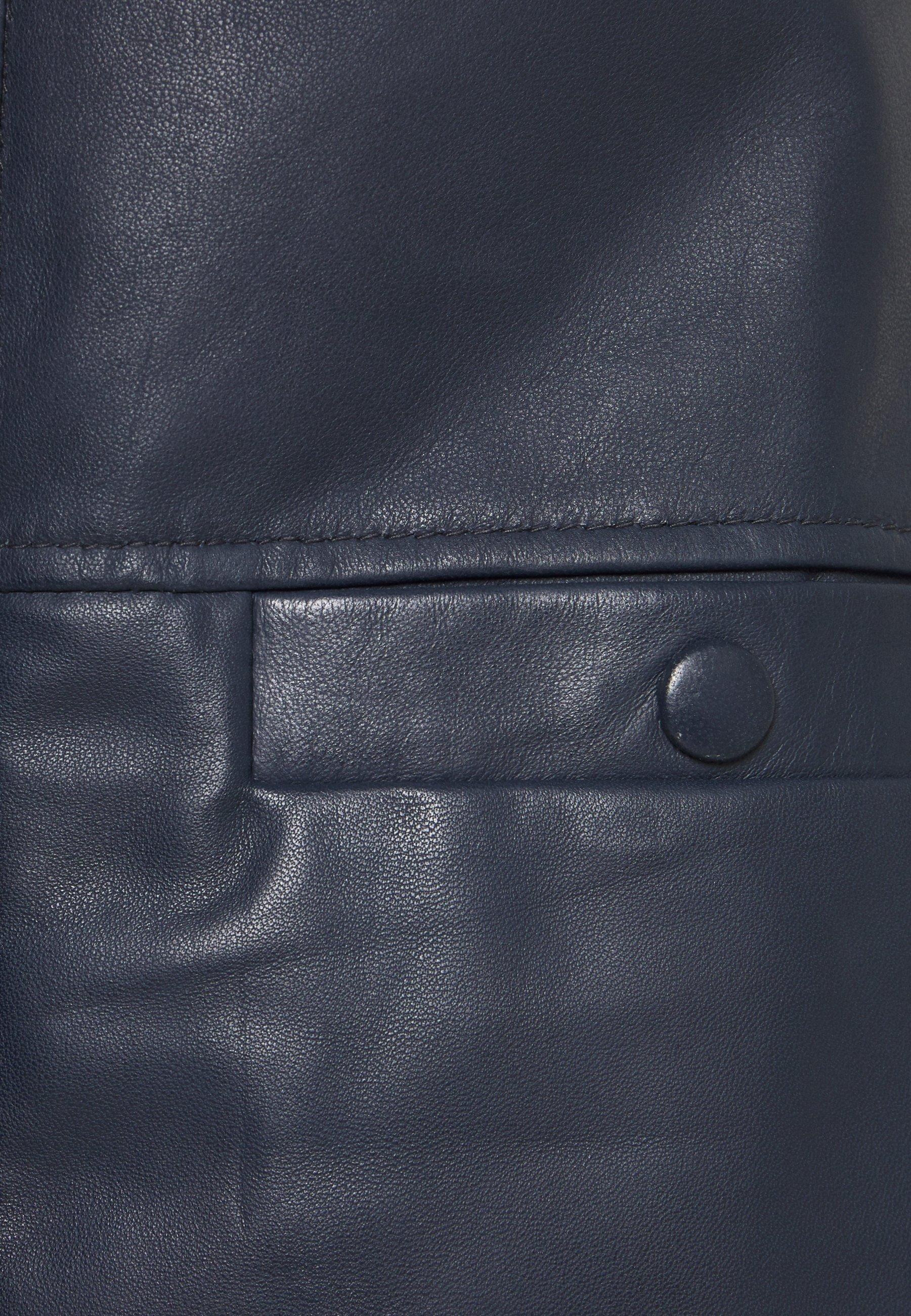 Ibana DENISE Blusenkleid dark navy/dunkelblau