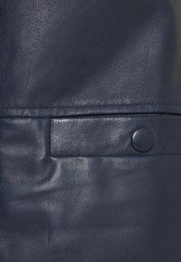 Ibana - DENISE - Shirt dress - dark navy - 2