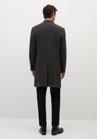 Mango - UTAH - Classic coat - mittelgrau meliert - 2