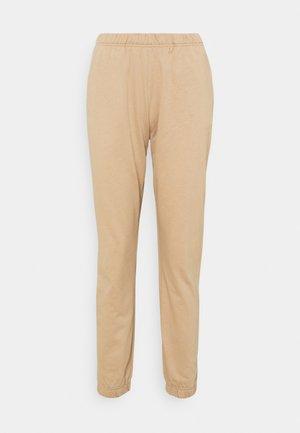 DREAMER LIFE - Teplákové kalhoty - silver mink