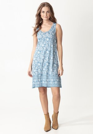 DANYLYNN - Jersey dress - ltblue