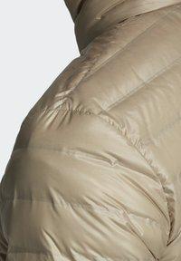 adidas Performance - VARILITE OUTDOOR DOWN - Down jacket - beige - 10
