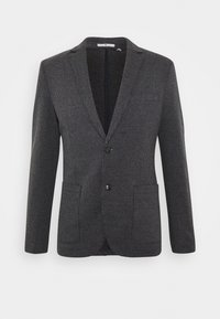 TOM TAILOR - HOUNDSTOOTH  - Blazer jacket - navy - 4