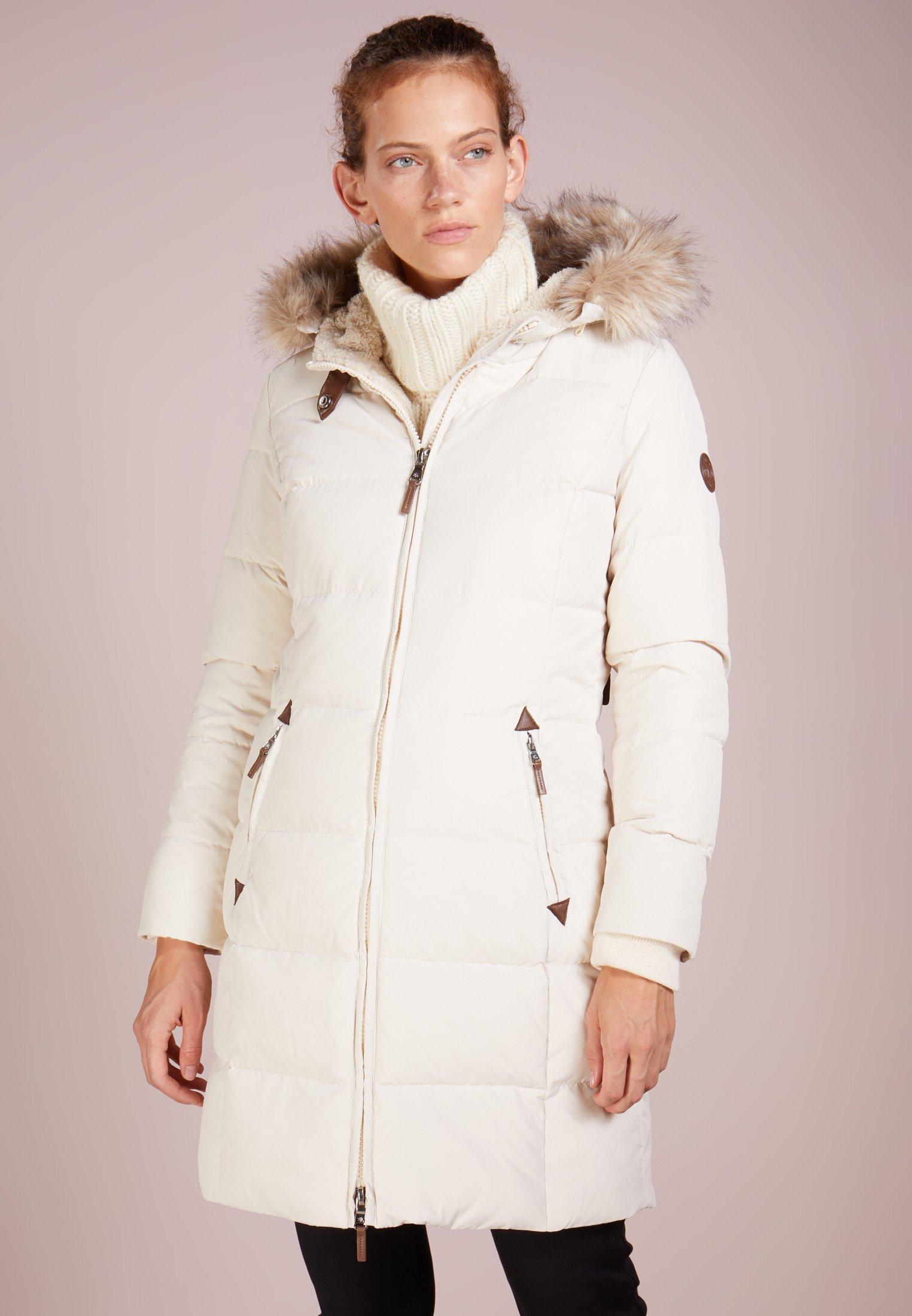 Women HAND TRIM  - Down coat