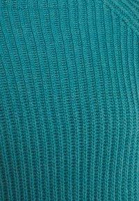 DRYKORN - ARWEN - Sweter - teal - 2