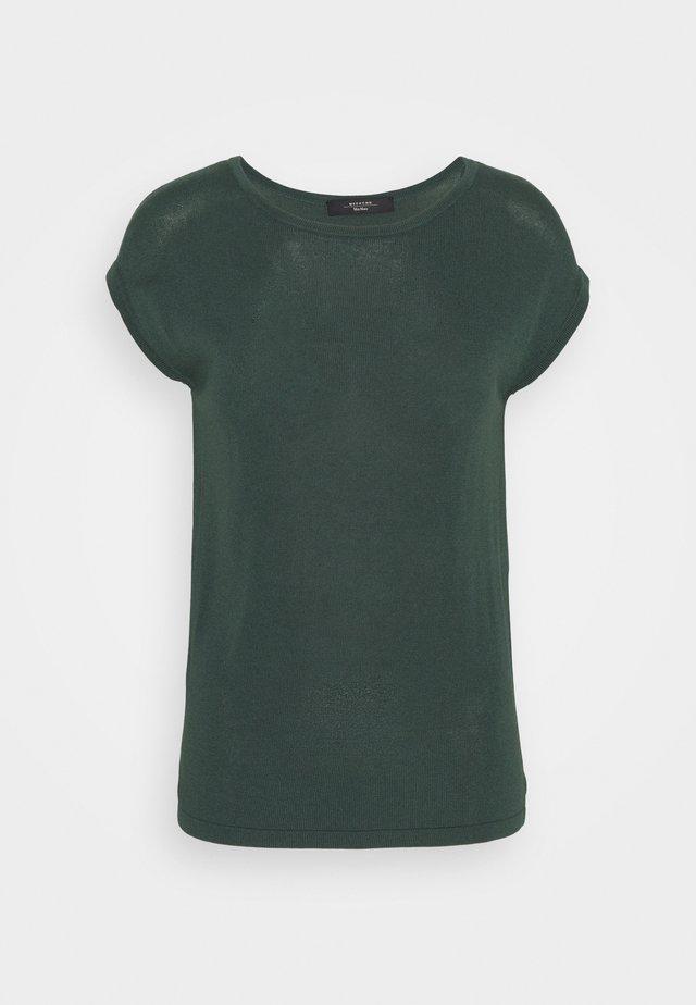 TEAK - T-shirt basic - dunkelgruen