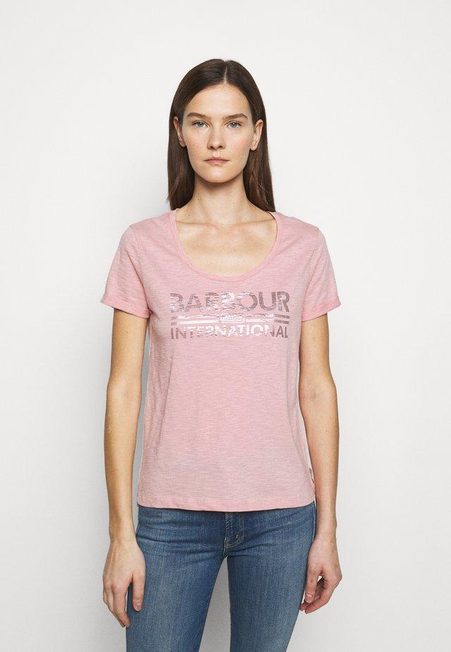 WHEELSPIN TEE - T-shirt print - bon bon