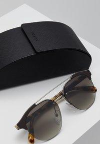 Prada - Sunglasses - grey/silver-coloured - 2