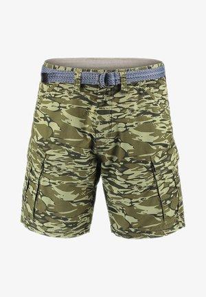 FILBERT  - Short - green camouflage