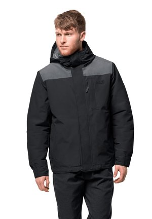OAKWOOD  - Winter jacket - black